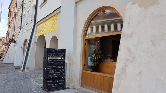 Pivovarske domy: Restaurace Pivovarské domy