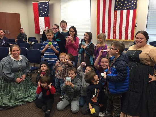 CSS Neuse Civil War Interpretive Center: Homeschool day program on textiles