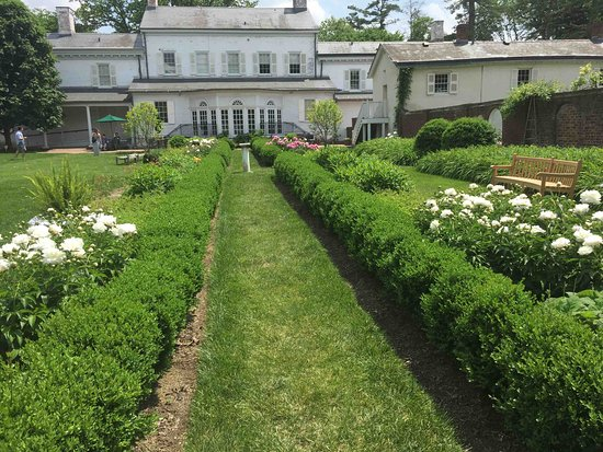 Morven Gardens Picture Of Morven Museum And Garden Princeton