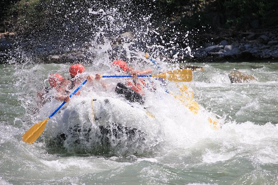 Fernie, Canada: Cooling down with some of the Rockies finest whitewater