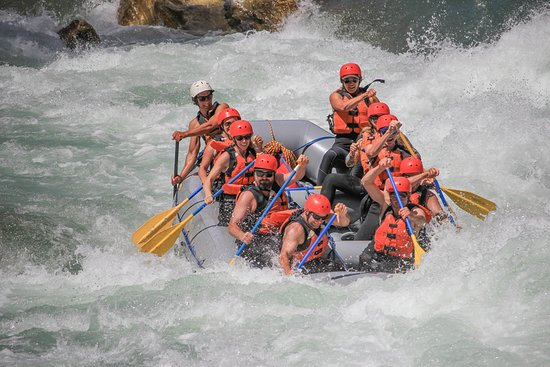 Canyon Raft Company: Whitewater in the Philips Canyon