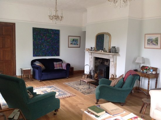 Llanwrtyd Wells, UK: Sitting Room