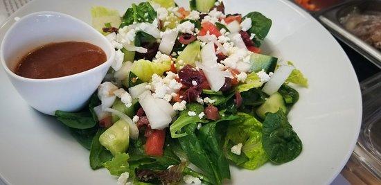 Bay34th Street Diner: Salads & Dressings