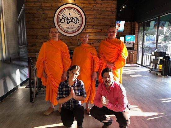 Bay34th Street Diner: Zen feeling