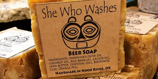 Art on Oak : Handcrafted soaps by She Who Washes