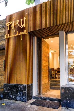 Paru Inkas Sushi & Grill : Páru Inkas & Sushi Grill - Frente