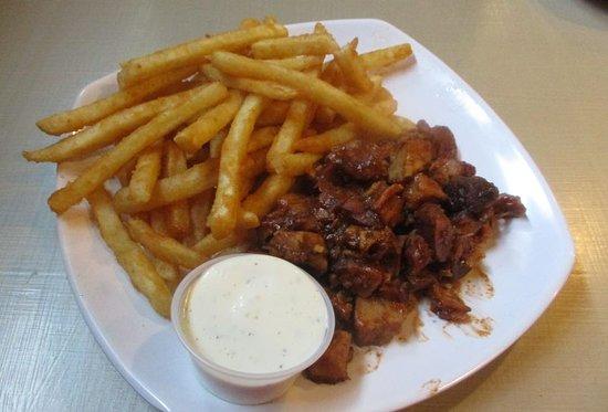 Tribune Smokehouse: Smoked Pork...