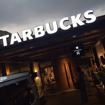 Starbucks Reserve照片