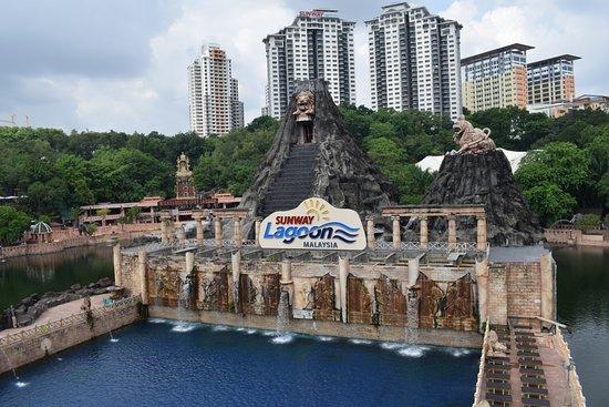 双威珊瑚礁主题乐园照片