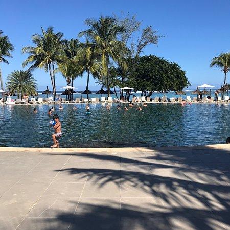 Outrigger Mauritius Beach Resort: Encore un super séjour dans ce magnifique hôtel très bien accueilli personnel très attentif et à
