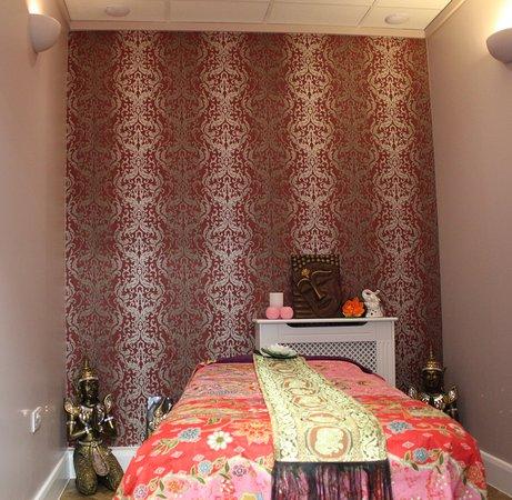 Thai Natomie Spa: Phi Phi Room