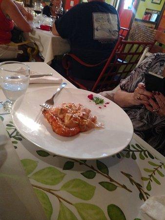 La Forchetta: Special Seafood Pasta