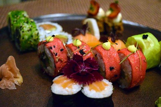 Amocù: mix sushi