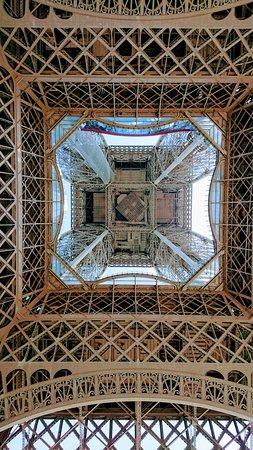 หอไอเฟ่ล: Eiffeltårnet