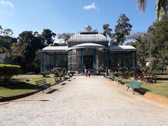 Crystal Palace: Palácio de Cristal de Petrópolis
