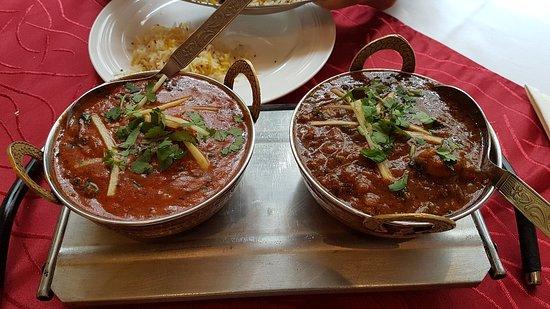 Indian Restaurant Foto