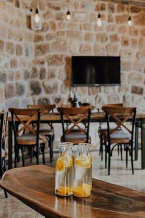 Dream Of Cappadocia: Good morning drinks