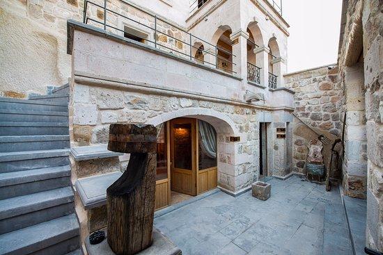 Dream Of Cappadocia: Deluxe Suite terrace