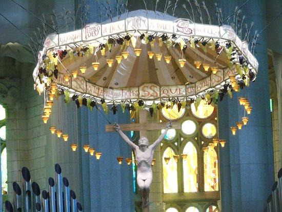 Sagrada Família: Le coeur
