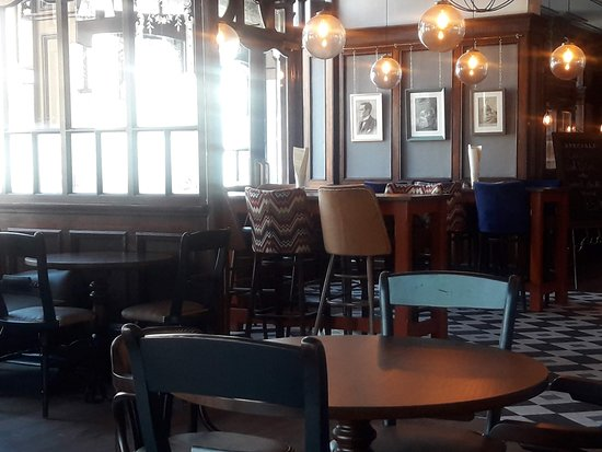 Best fish & Chip Restaurant in North West London - Picture of The Kilburn  Arms, London - Tripadvisor