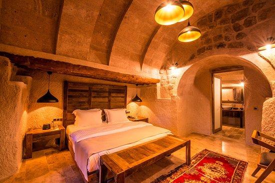 Dream Of Cappadocia: Deluxe Stone Suite