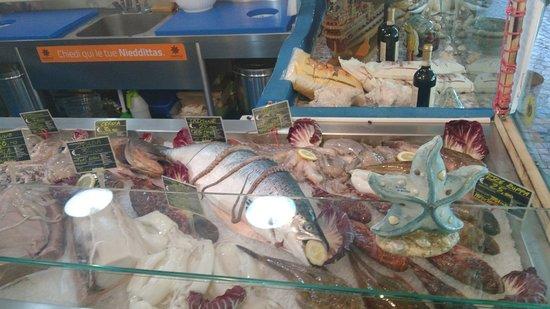 Ristorante Pescheria Pesca & Mangia : fish