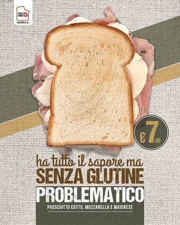 Toastamore (Via Piave): Da oggi i nuovi toast gluten Free/ senza glutine tutti da provare 😋🥪❤