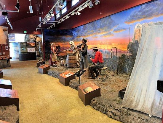 California Trail Historic Interpretive Center: California Interpretive
