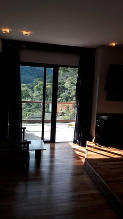 Quinta da Paz Resort : varanda