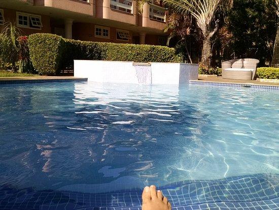Pousada Marbella: Piscina - Outro ângulo