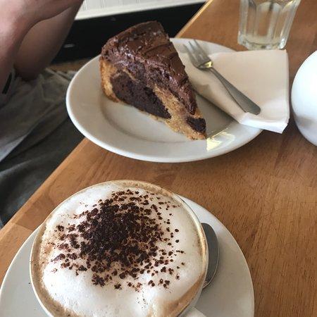 Beckett's coffee shop Photo