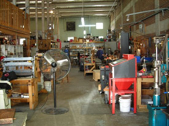 Haw Creek Forge Picture