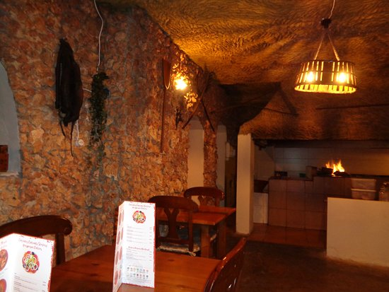 El Molino: inside the Restaurant