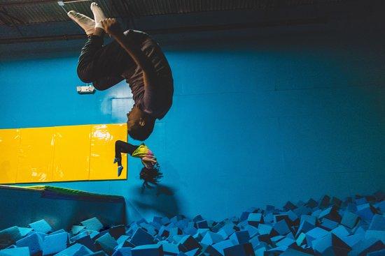 Jumping World: Foam Pit