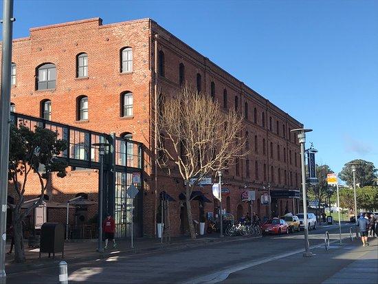 View from Jefferson Street
