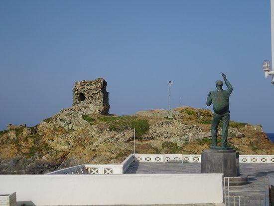 Andros Town, Grèce : Πλατεία Αφανούς Ναύτη 1