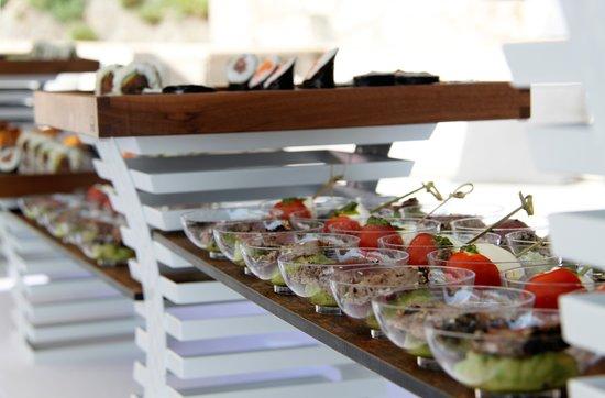 Dukley Beach Lounge : Bachelorette party at VIP Beach