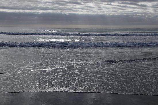 Denison Beach: Quiet and peaceful