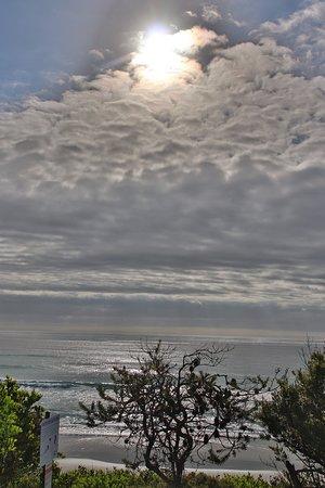 Denison Beach: Last view