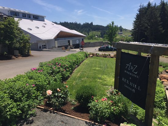 REX HILL Winery & Vineyards: A to Z is also at Rex Hill