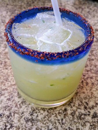 Iron Cactus Mexican Grill and Margarita Bar: El Pepino Margarita