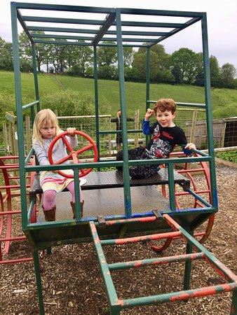 Dorset Heavy Horse Farm Park: Lots to keep the kids busy