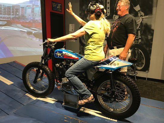 Evel Knievel Museum Photo