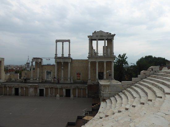 Plovdiv Roman Theatre: The Roman Theatre, Plovdiv