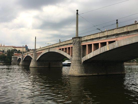 Marina Ristorante: The Charles Bridge