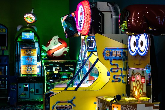 Garland, TX: State of the art redemption arcade games