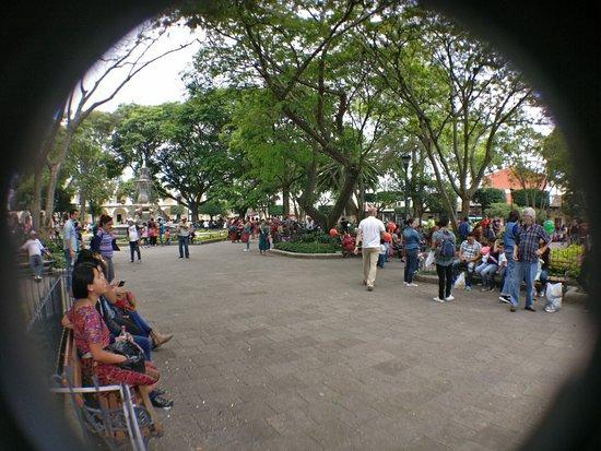 เดอะพลาซา: in the plaza
