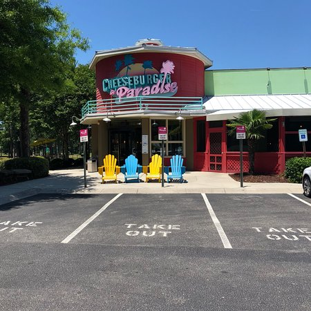 Cheeseburger In Paradise Bar and Grill Photo
