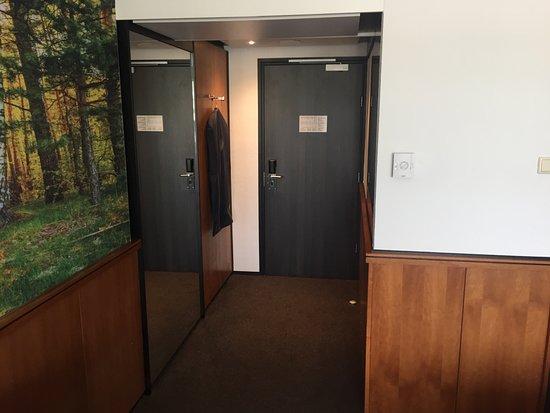 Tiel, Ολλανδία: Comfortkamer in het oude gedeelte v.h. hotel