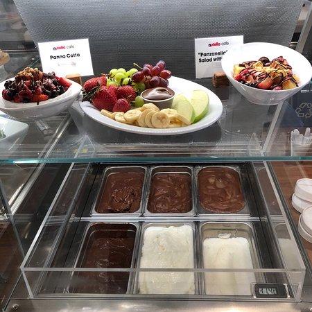 Nutella Cafe Photo